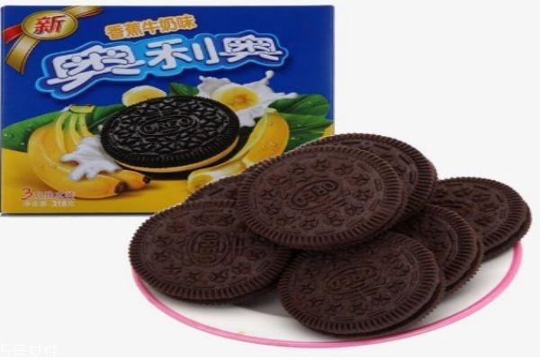 奥利奥饼干的主要成分是什么呢 奥利奥饼干的热量是多少呢
