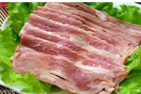 培根的肉是碎肉末吗 孕妇可以滴培根吗