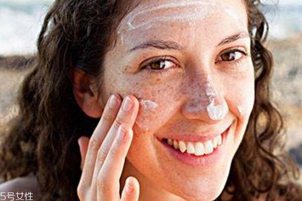 为什么擦防晒霜脸会痒 擦完防晒后脸发痒原因