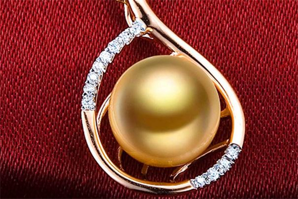 金珍珠是天然的吗 金珍珠是怎么形成的