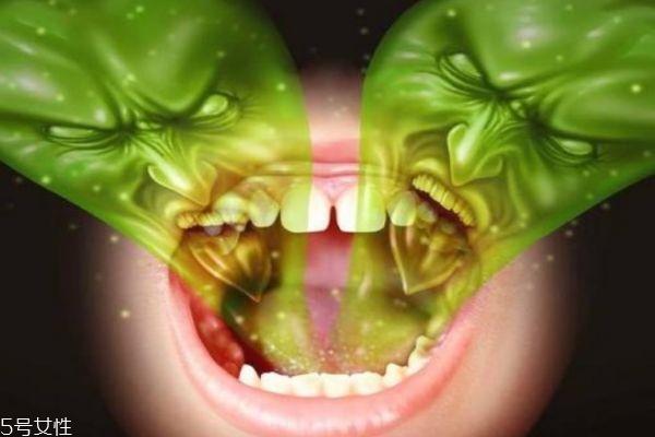 怎么去除口臭最有效 去除口臭的有效小窍门