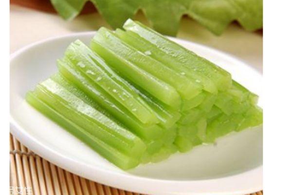 莴苣的营养价值有什么呢 吃莴苣有什么好处呢