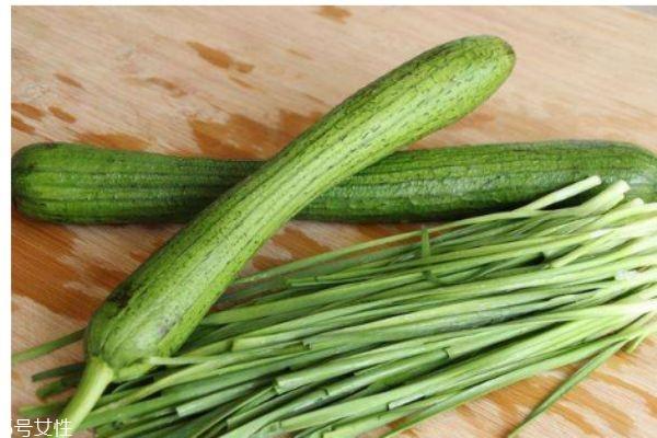 丝瓜有什么营养价值呢 丝瓜生长在什么环境里呢