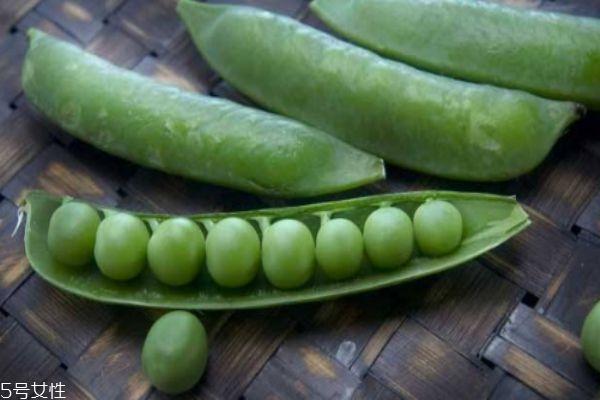 豌豆有什么营养价值呢 吃豌豆有什么好处呢
