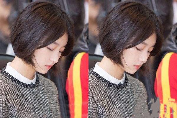 短发怎么扎好看 短发可以做什么发型