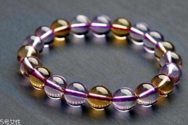 什么是紫黄晶呢 紫黄晶有什么作用呢