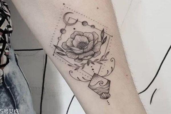 纹身多久能好图片