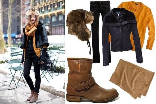 秋冬马丁靴如何搭配 马丁靴怎么选