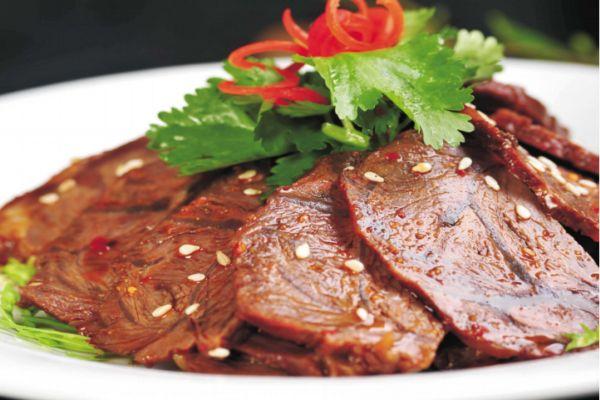 酱牛肉怎么切片不碎 酱牛肉怎么做才好吃