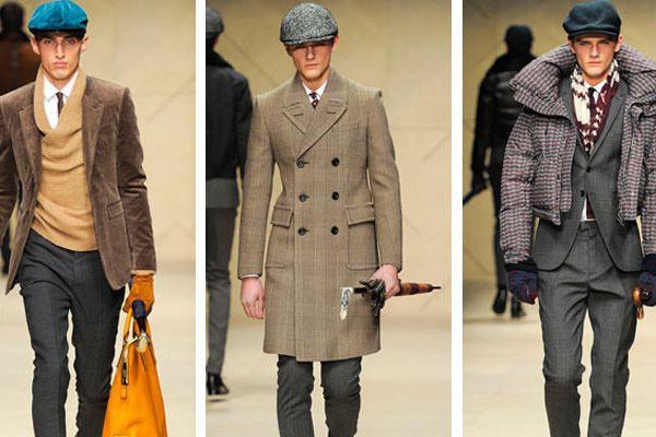 男士休闲大衣怎么搭配 秋季男装时尚搭配法