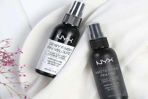 nyx定妆喷雾好用吗 nyx定妆喷雾使用前要摇吗