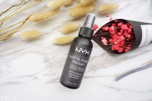 nyx定妆喷雾什么时候用 nyx定妆喷雾介绍