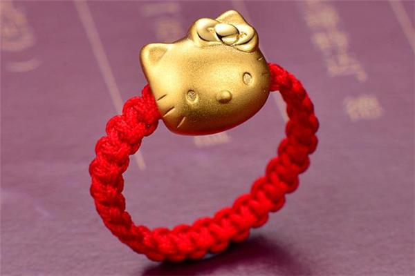 转运珠戒指用红绳还是黑绳 转运珠戒指用什么颜色线好