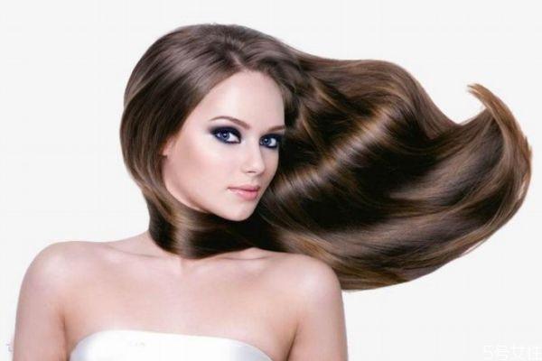 不拉直头发怎么让头发变直 直发怎么打理