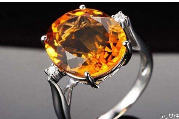 橘色钻有什么作用呢 橘色钻的市场价格怎么样呢