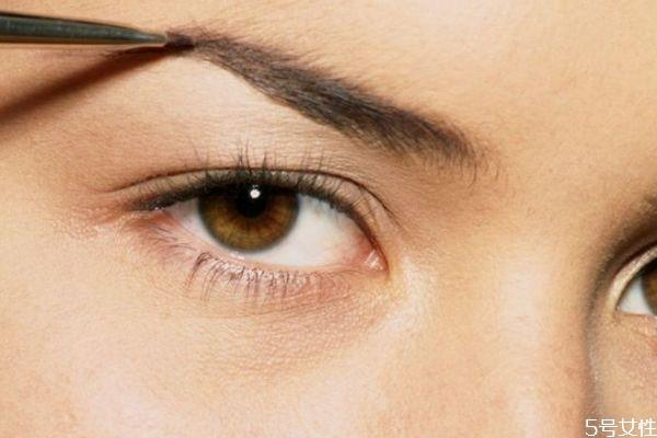 眉毛怎么画好看 如何根据脸型选择眉形