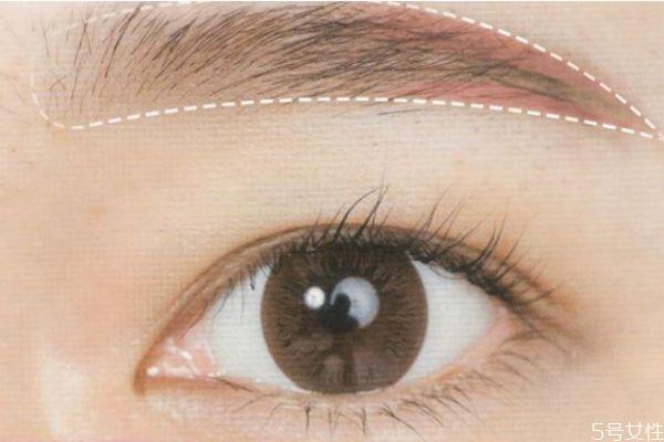 初学者怎样简单画眼线图片