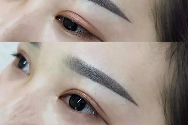 为什么洗眉后颜色更深 洗眉有危害吗