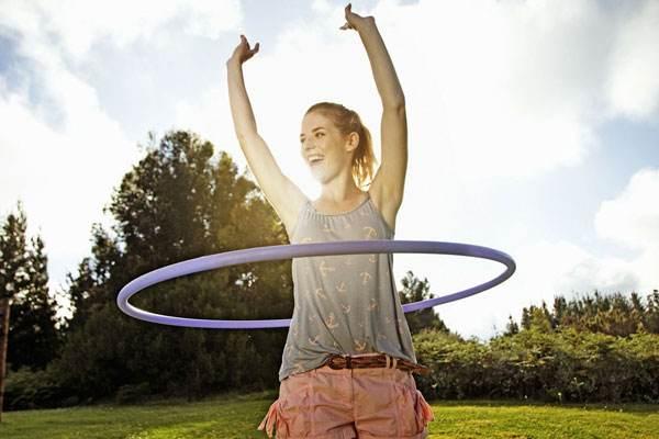 呼啦圈瘦肚子多久见效 呼啦圈一次转多久最好