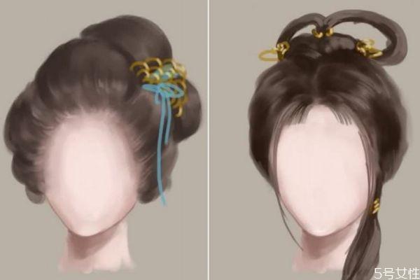 比较古风的发型有什么呢 梳古风的头发有什么注意的呢