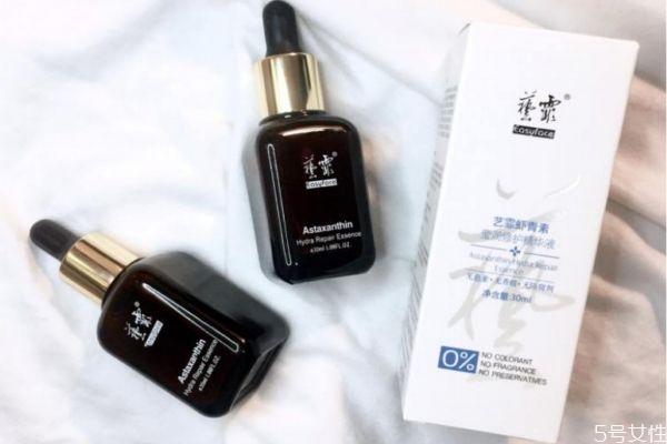 虾青素能和别的护肤产品一起使用吗 虾青素的使用方法