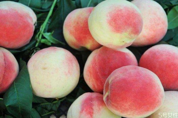桃子吃多了有什么危害吗 桃子有什么营养价值呢