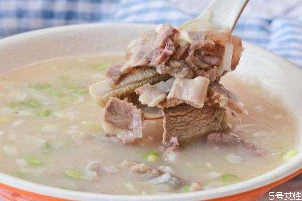 秋冬季喝什么汤比较好呢 牛肉汤有什么营养价值呢