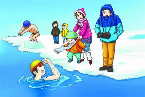 冬泳会不会得关节炎 冬泳对关节炎有好处吗