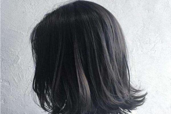 哪些人最适合黑色头发 这些黑色发型显白又时尚