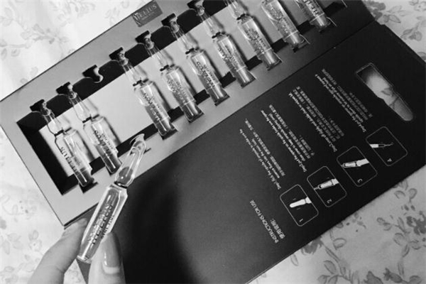 helius安瓶孕妇能用吗 赫丽尔斯安瓶使用顺序