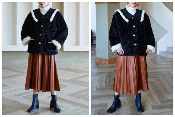 头大肩窄怎么穿搭 冬天如何穿搭保暖有时尚