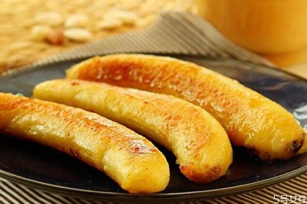 什么是烤香蕉呢 烤香蕉有什么营养价值吗