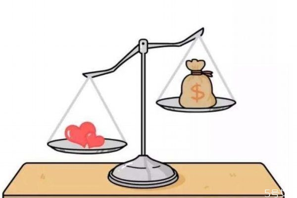 爱情的前提是金钱吗 金钱堆积的婚姻牢固吗