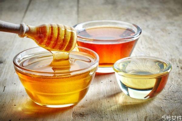 食用蜂蜜的好处 食用蜂蜜的禁忌