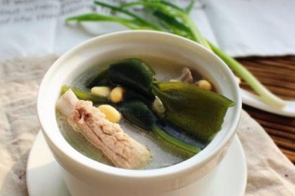 海带排骨汤热量是多少 喝海带排骨汤容易长胖吗