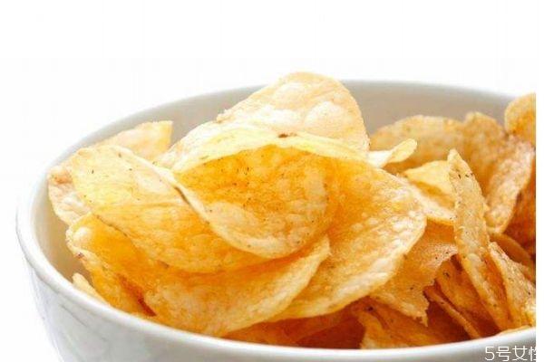 薯片的热量有多大呢 吃薯片会长胖吗