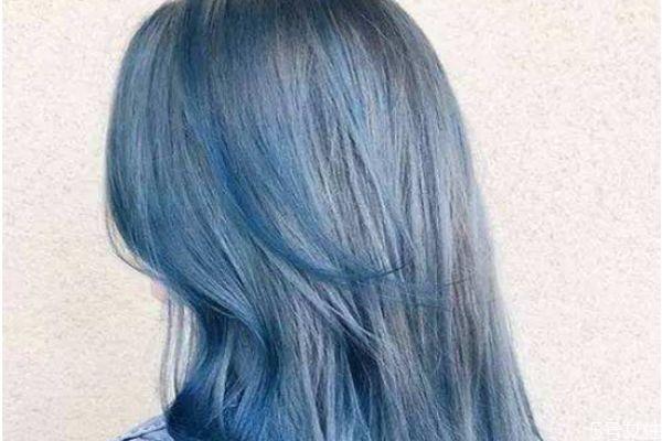 头发染蓝色后能改色吗 什么颜色能盖住蓝色头发