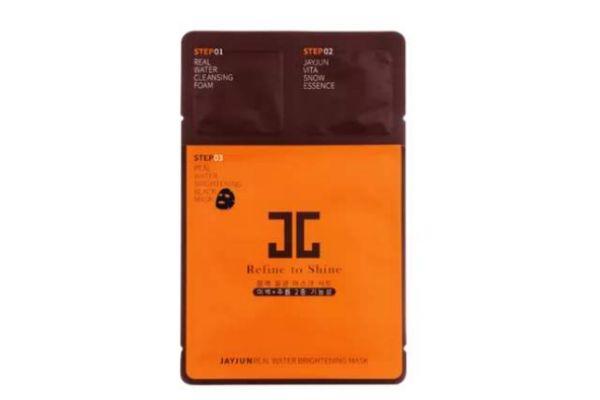 jayjun黑色水光面膜三部曲怎么用 捷俊面膜使用方法