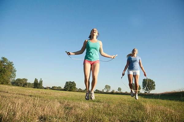 跳绳能改善脸部皮肤吗 跳绳可以改善皮肤松弛吗