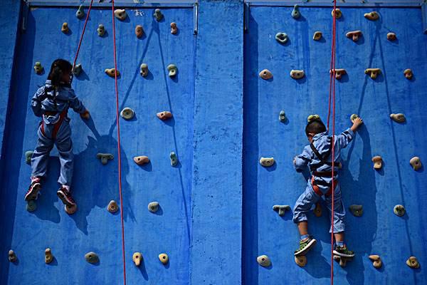 攀岩能减肥吗 攀岩是有氧运动吗