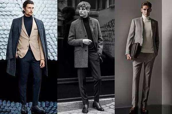 冬季男士不可或缺的单品  男士冬季衣服搭配技巧