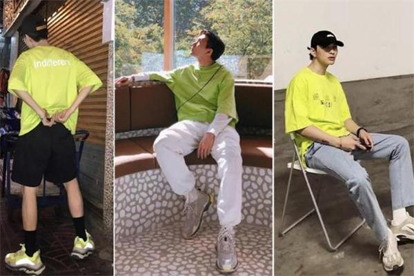 男生穿荧光绿怎么搭配 男生穿荧光绿好看吗