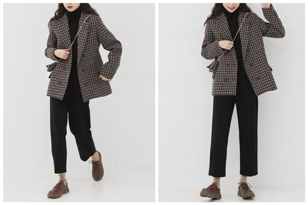 女生冬季怎么穿不土 简单时髦穿搭推荐