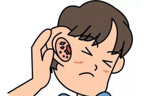 什么是耳中炎呢 耳中炎有什么症状呢