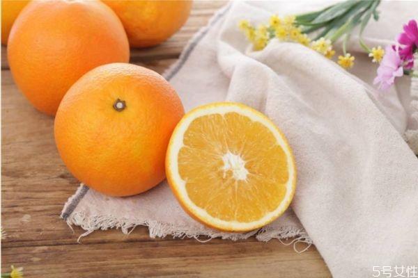 橙子和橘子有什么区别 常吃橙子的好处