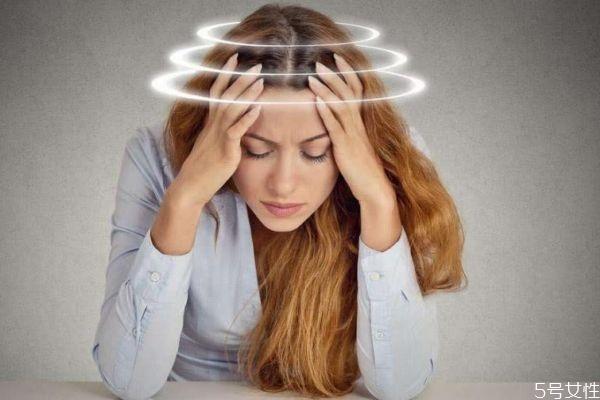 早上起床为什么会头晕呢 造成早上头晕的原因有什么呢
