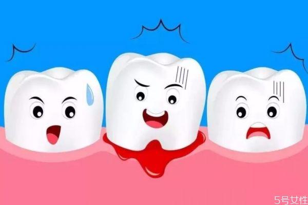 牙齿松动可以吃冰糖葫芦吗 牙齿松动不能吃什么呢