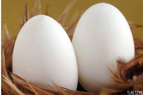 鹅蛋的热量高吗 吃鹅蛋会长胖吗