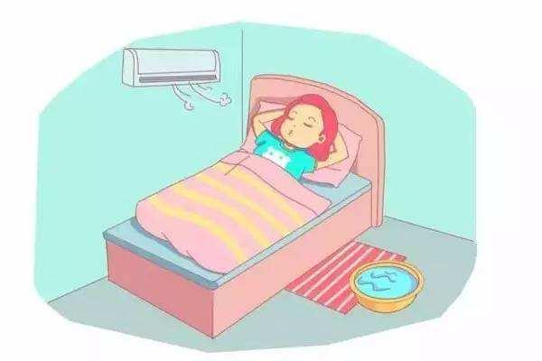 吹空调会面瘫的原因 如何预防面瘫