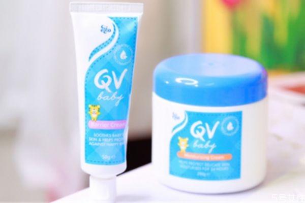 澳洲qv面霜按压和罐装哪个好 澳洲qv婴儿面霜功效